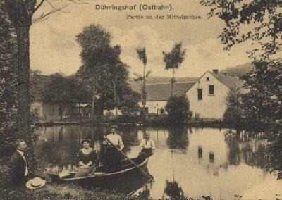 AK_Dühringshof-Ostbahn-Partie-an-der-Mittelmühle