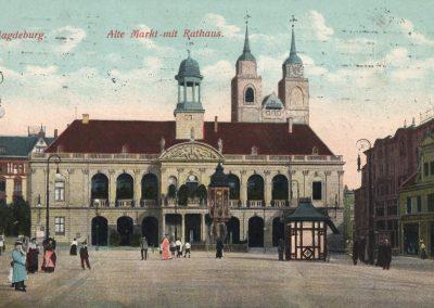 AK_Magdeburg-Alter-Markt-mit-Rathaus