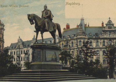 AK_Magdeburg-Kaiser-Wilhelm-Denkmal