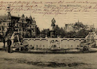 AK_Magdeburg-Kaiser-Wilhelm-Platz