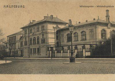 AK_Magdeburg-Wlhelmsgarten-Wirtschaftsgebäude