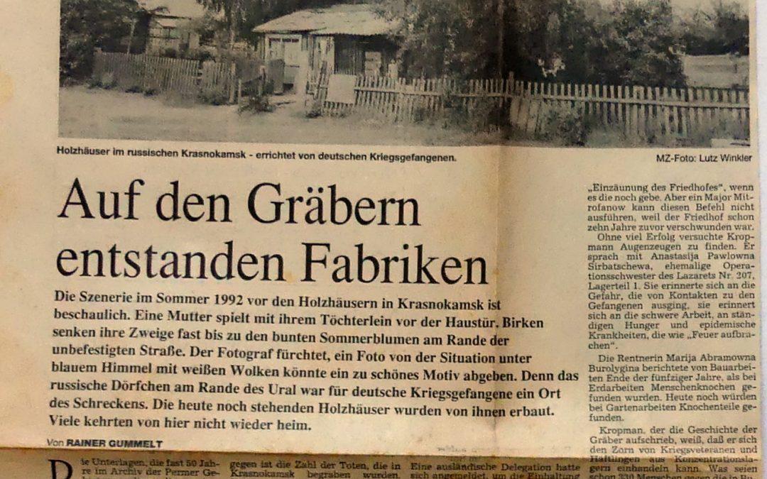 Gräber-Fabriken