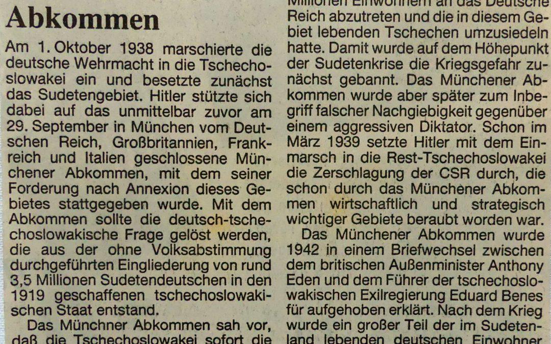 Münchener-Abkommen
